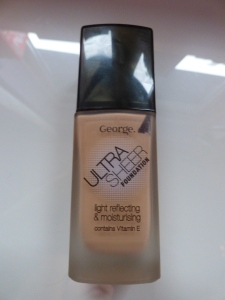 George Ultra Sheer Foundation