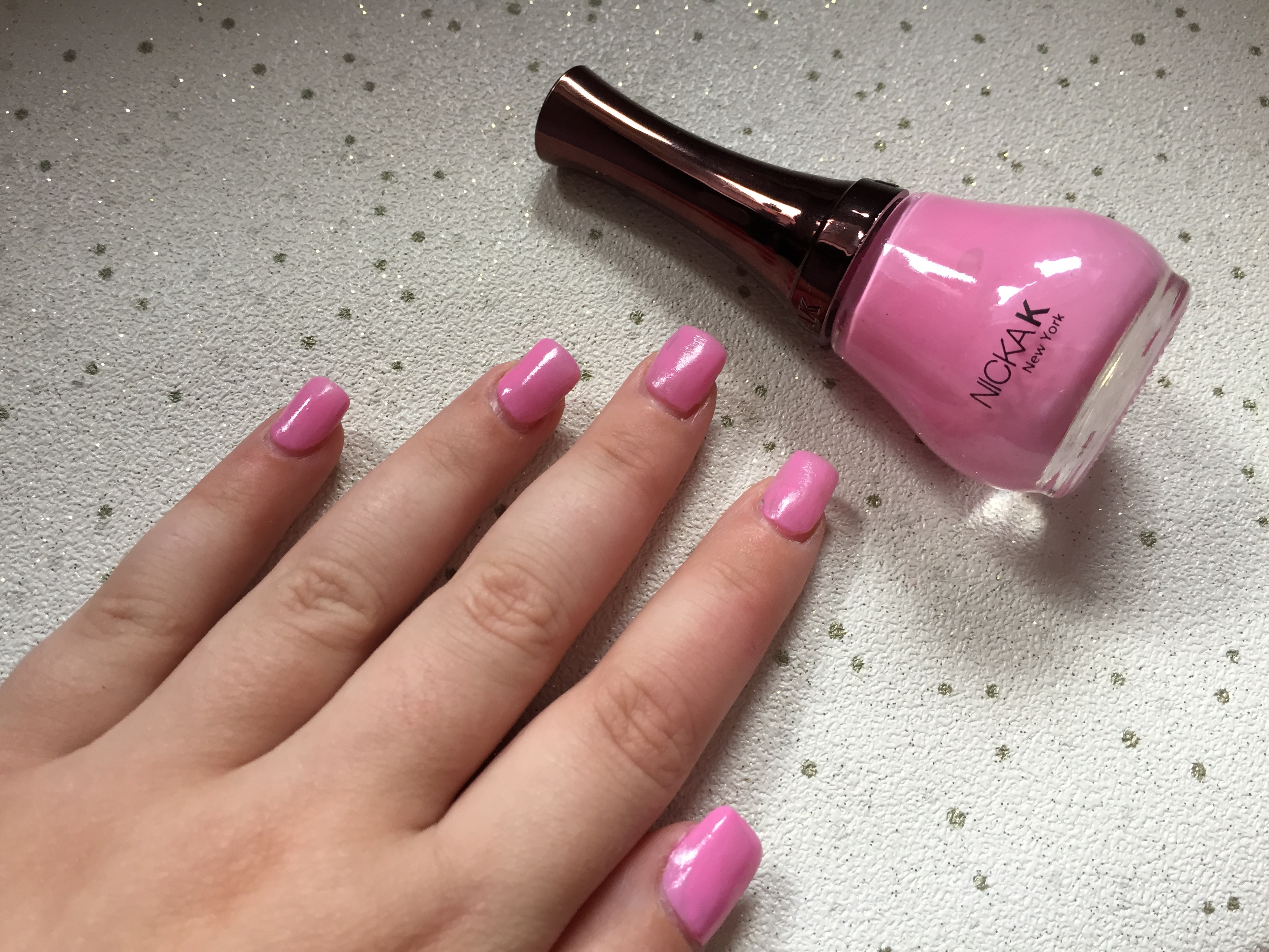 Nicka K Nail Polish Review – Paige Helen